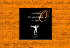 Graap, Lothar:  Choralbüchlein für Orgel