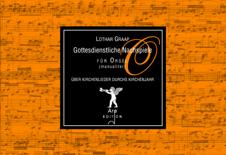 Graap, Lothar: Gottesdienstliche Nachspiele