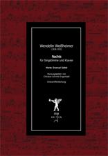 Weißheimer, Wendelin: Nachts