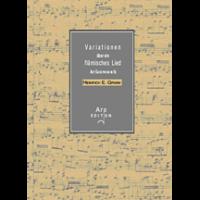 Grimm, Heinrich E.: Variationen über ein flämisches Volkslied