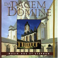 Da pacem - Musik aus St. Stephan