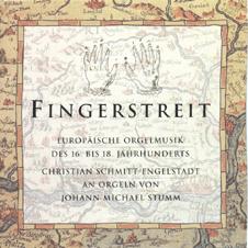 Fingerstreit