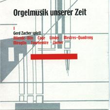 Orgelmusik unserer Zeit I