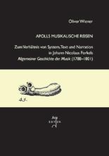 Wiener, Oliver: Apolls musikalische Reisen