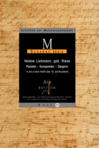 Löbig, Susanne: Helene Liebmann, geb. Riese