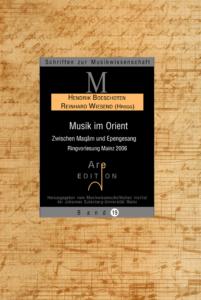 Wiesend, Reinhard / Boeschoten, Hendrik E. (Hrsg): Musik im Orient
