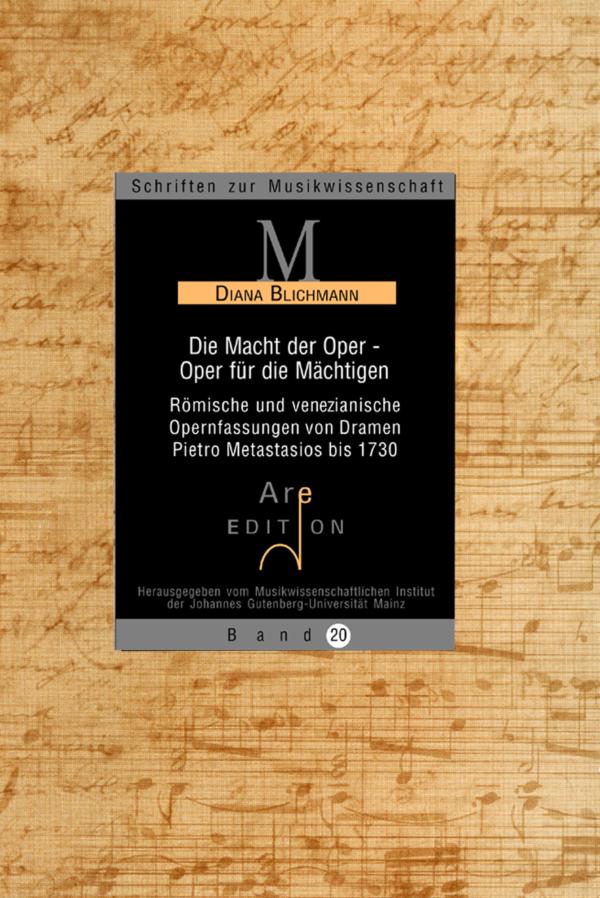 Blichmann, Diana: Macht der Oper - Oper für die Mächtigen