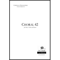 Zimanowski, Cornelia: Choral 42