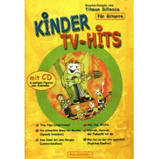 Sillescu, Tilman: TV-Hits für Kids Noten (CDs)